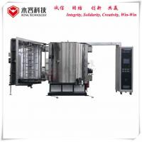 Buy cheap Thermal Evaporation Vacuum Metalizing Equipment High Yield For Car Light Reflector product