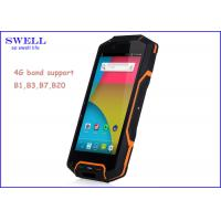 Buy cheap Android 4.4 OS Touch Rugged Waterproof Cell Phone With 3800mah Battery product