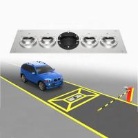 Buy cheap Accurate Vehicle Surveillance Equipment , Undercarriage Inspection System product