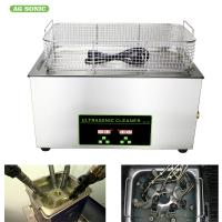 Buy cheap Injector Mould Car Parts Dental Ultrasonic Cleaner Medical Tools Wash With Heater / Timer product