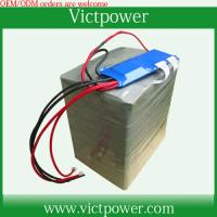 Buy cheap 48v 15Ah lithium battery pack 13s5p with BMS and chareger product