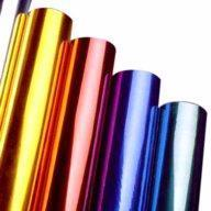 Buy cheap Metallic Hot Stamping Foil (Water Ink Paper) product