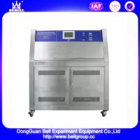 Climatic UV Light Aging Environmental Testing Chamber With Programmable Controller BE UV 8 UV Lamp Simulation Chamber