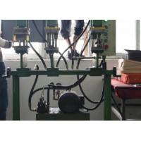 Buy cheap Sheet Hydraulic Metal Punching Machine 380V 100*85*150cm Two Operation Model from wholesalers