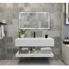 Buy cheap Polished Crystallized Quartz Stone Integrated Wash Basin from wholesalers