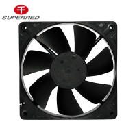Buy cheap Plastic PBT 94V0 CPU Cooler 12v DC Computer Fan product