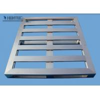 Buy cheap Pallet Aluminum Extrusion Shapes Lightweight With Anodized Surface product