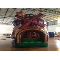 Commercial Inflatable Bouncer 3 X 4 X 5m , Silk Printing Minnie Mouse Bounce