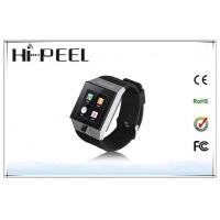 Buy cheap Dual Core Auto Recording Mobile Phone Android Watch Phone With Bluetooth Wifi product