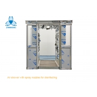 Buy cheap 3 Side Blowing COVID-19 Sanitizing Cleanroom Air Shower product