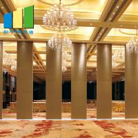 Buy cheap 100mm Super High Type Function Hall Acoustic Folding Hotel Acoustic Mobile from wholesalers