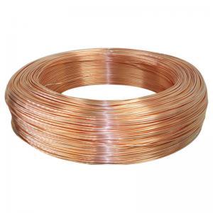 Buy cheap Tube de cuivre de bobine sans couture de tuyau d'en cuivre de bobine de crêpe pour la climatisation et le service après-vente de réfrigération product