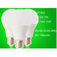 Buy cheap Energy Saving LED Light Bulbs For Meeting Room 70mm Light Diameter Ra > 80 product