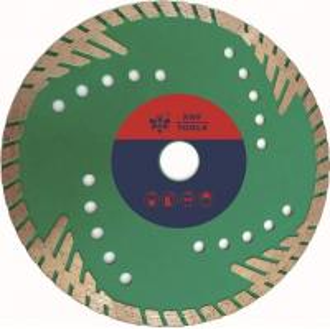 12 Inch  230mm Diamond Stone Cutting Disc   On  Circular Saw By Deep Drop Segment