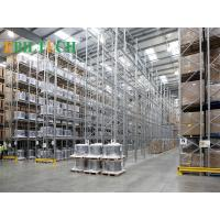 Industry  ISO Flour  Powder Coated Finishing Heavy Duty  VNA Pallet Racking