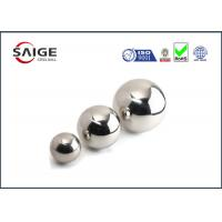 Buy cheap Wear Resistant Miniature 2.381mm High Chrome Steel Balls For Bearings ISO3290 product