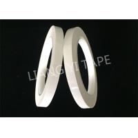 Buy cheap Custom White Transformer Insulation Tape With Acrylic Pressure - Sensitive Adhesive product
