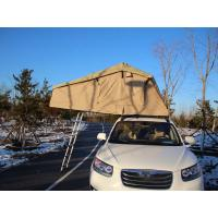 Buy cheap Extension Folding 4x4 Roof Top Tent With Stainless Steel Pole Material product