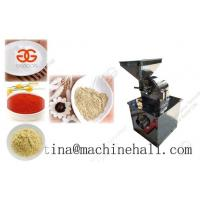 Buy cheap Multi-functional Cocoa Bean Powder Grinder Machine|Cacao Powdering Machine product