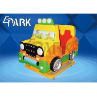 Buy cheap Kids Coin Pusher Game Machine Electric  Jeep Car  With CE Certification product