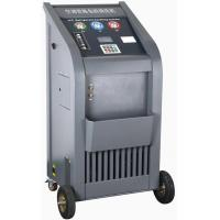 China Full Automatic Car Ac Refrigerant Recovery Machine With Cleaning And Flushing on sale