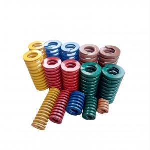 Buy cheap Standard Size Wire Diameter 12mm Custom Die Springs product