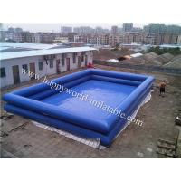 Inflatable adult swimming inflatable square swimming pool inflatable rectangular pool Square swimming pools for sale