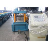 Buy cheap Anti - Rust Roller C Purlin Roll Forming Machine With CE Customized product