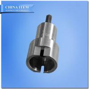 Buy cheap Figue 3 d'IEC/EN 60968 - mesure de couple de support de la lampe B15, support de B15d pour l'essai de couple sur des lampes product