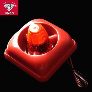 Buy cheap Receptor acústico convencional de la alarma de los sistemas alarma de incendio 24V, cuerno, sirena product