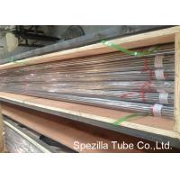 Buy cheap EN10217-7 Stainless Steel Instrumentation Tubing Welding SS Pipe ASTM A269 1.4301 1.4307 product