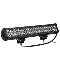 China 126W 42x 3W 12600 LM Car 12-24V LED Light Bar as LED Work light SpotLight Spot Light led car wholesale