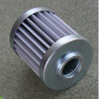 Buy cheap 5 Micron Hydraulic Cartridge Filter Elements For Oil Filter Catridge product