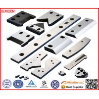 China Cutting Tool Blades for Paper Machines' Knives Industrial Knives on sale