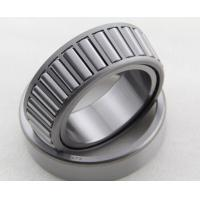 China INCH Tapered rolling bearing , HM518445 / 10 steel cage bearing for Trailer Axle on sale