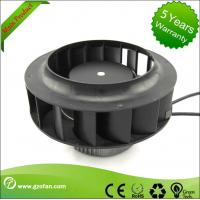 Buy cheap Backward Curved EC Motor Fan / Centrifugal Exhaust Fan Blower High Volume product