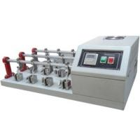 Buy cheap Leather Flexibility Testing Equipment, Foot Wear Test, 70 × 45mm Test Piece, With A Knife product