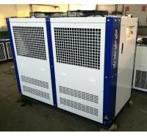 o refrigerador da máquina da modelação por injeção 15hp, ar refrigerou o refrigerador