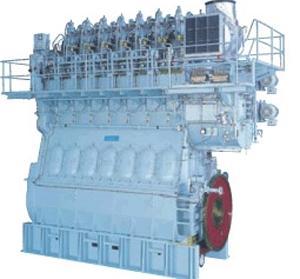 BFMP - motor principal marinho de Hanshin, hélice, vendas do separador de óleo em China