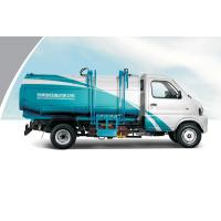 China self loading truck for CNG fuel on sale