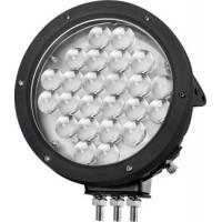 China Offroad LED Driving Light 24LEDs Black cree 9Inch 10000lumens Round 120W LED Work Light on sale