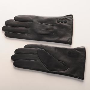 Buy cheap Les femmes de haute qualité façonnent les gants en cuir avec les gants en cuir de vraie peau de mouton product