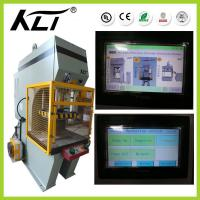 Buy cheap 160tons Y41B Series C-Frame Hydraulic Press For Shallow Drawing CE Certification product