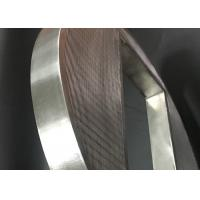 Buy cheap Wedge Wire Screen Filter Panels For Industrial Filtration product