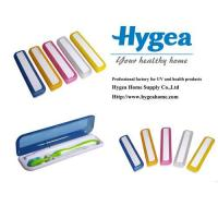 China Portable UV toothbrush sanitizer, travel toothbrush sterilizer on sale