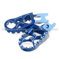 Buy cheap High Performance 57mm Wide Motocross Foot Pegs / Rear Foot Pegs For Dirt Bike product