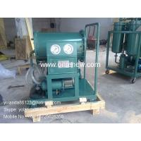 China Dirty Fuel Diesel oil Gasoline Light Oil Purifier, Oil Purifying Machine TYB on sale