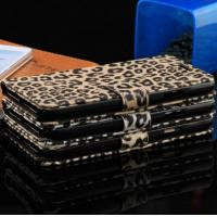 Buy cheap Leopard Grain Leather Case For Samsung Galaxy Note III 3 N900 With Stand and from wholesalers