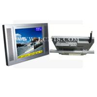 Buy cheap 15 Inch Bus Digital Signage , 3G LCD Advertising Display product