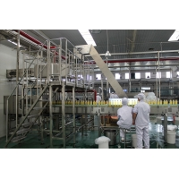 Buy cheap Variable Frequency Speed Regulation MMI Juice Filling Machine product